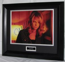 "A599JC JOELLE CARTER - ""JUSTIFIED"" SIGNED"